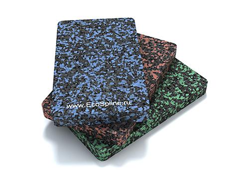 Color Rolls 10 EPDM 50%