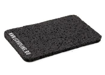 Чёрное рулонное покрытие