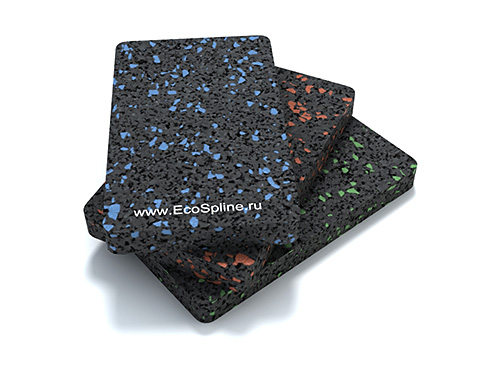 Color Rolls 10 EPDM 15%
