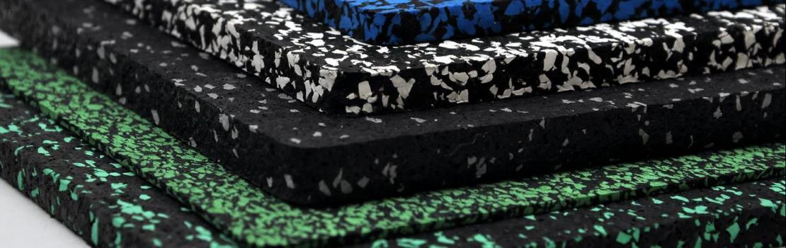 Резиновые покрытия для спорта