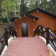 Плитка Кирпич на мостике